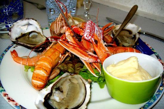 Restaurant Marie Galante Carte La Rochelle