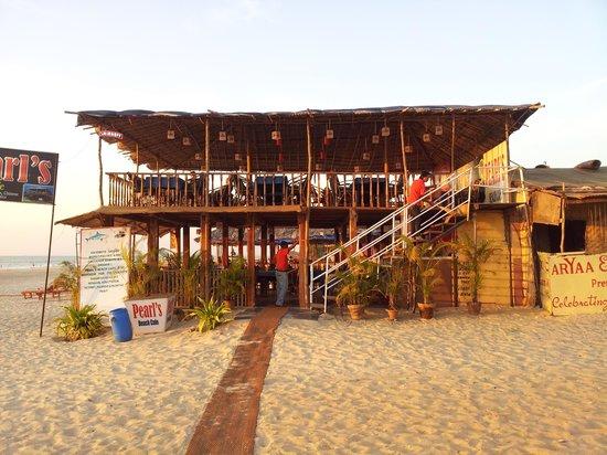 Cavelossim Beach: cruzcardozo