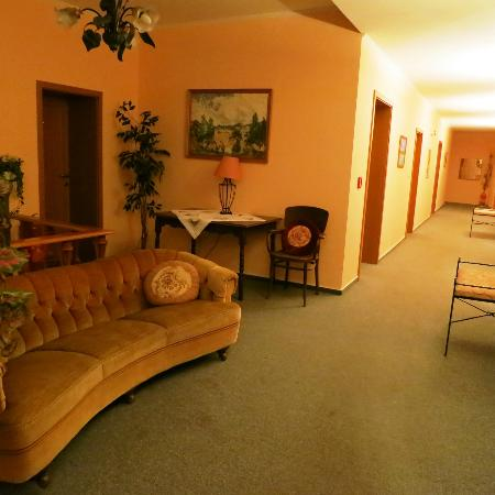 Hotel Club Kyjov: hotel hall