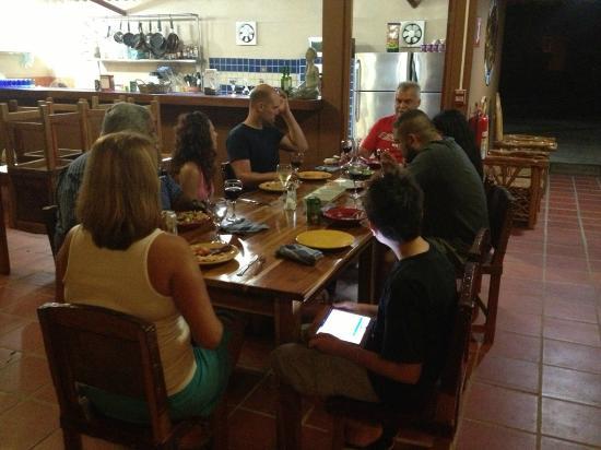 Rancho Los Toros: Dinner with Joe