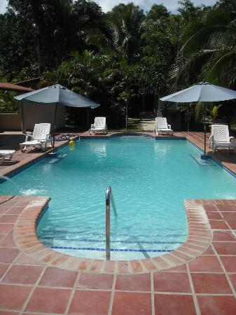Rancho Los Toros: The pool