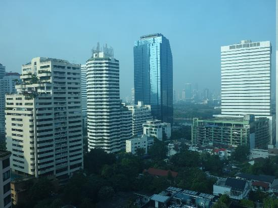 Hotel Windsor Suites & Convention Bangkok: ウィンザースィーツ 景観