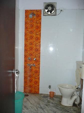 Hotel Gold Regency: baño