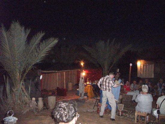 Maroc Par Excellence Day Tours: soiree avec les touaregs