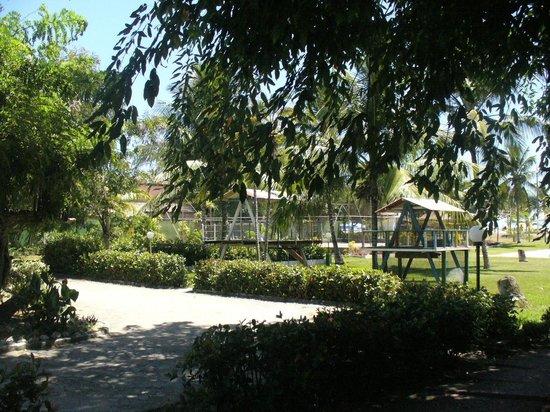 Hotel Quarup Praia: Area de Lazer