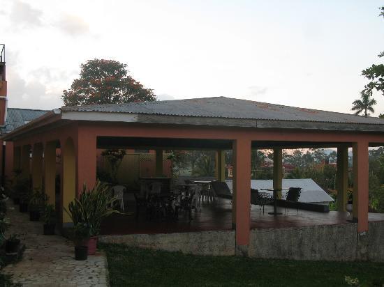 Hotel Villa Bella: Outside