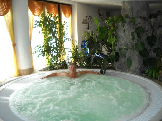Hotel Val di Sole: L'idromassaggio