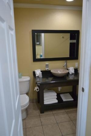 Everglades City Motel: bathroom2