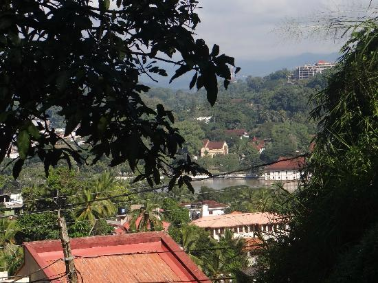 ‪‪Days Inn Kandy‬: View from hotel terrace