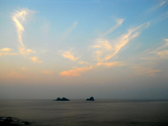 Capella Ixtapa: View at sunrise