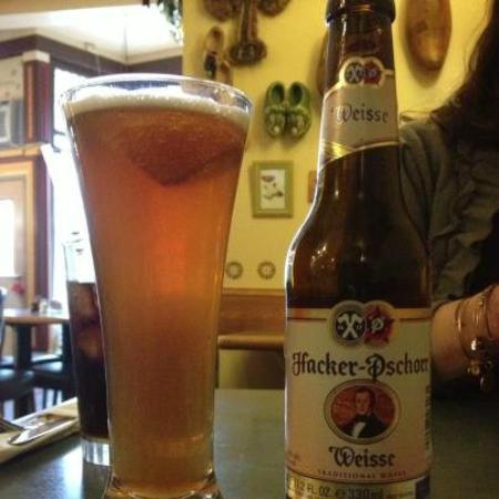 Eva's European Sweets: Sampled a German Beer