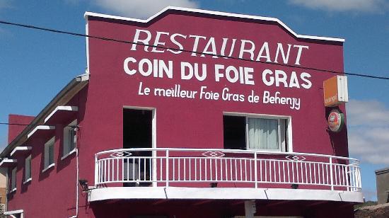 Au coin du foie gras