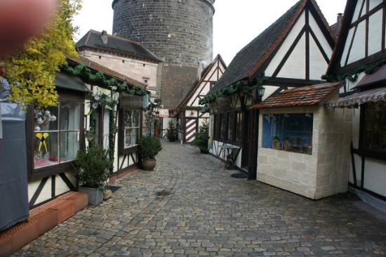 Maritim Hotel Nurnberg: Old Town