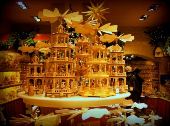 Maritim Hotel Nurnberg: Christmas Market