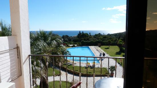 Luzmar Villas: view from room