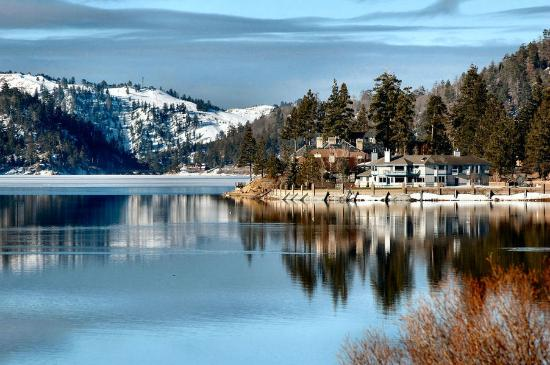 Apples Bed and Breakfast Inn: Big Bear Lake, California