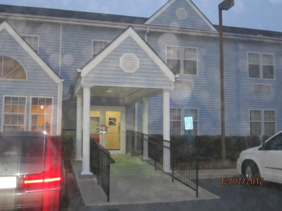 Microtel Inn & Suites by Wyndham Columbia Two Notch Rd Area: Entrance