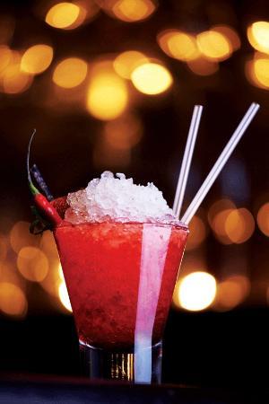 The Vojan: Cocktails