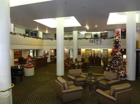 Haywood Park Hotel: Lobby