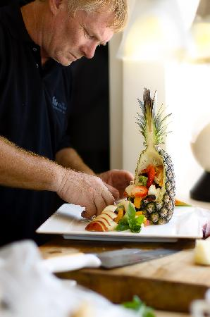 The Chili Beach Boutique Hotels & Resorts: Gourmet Chef