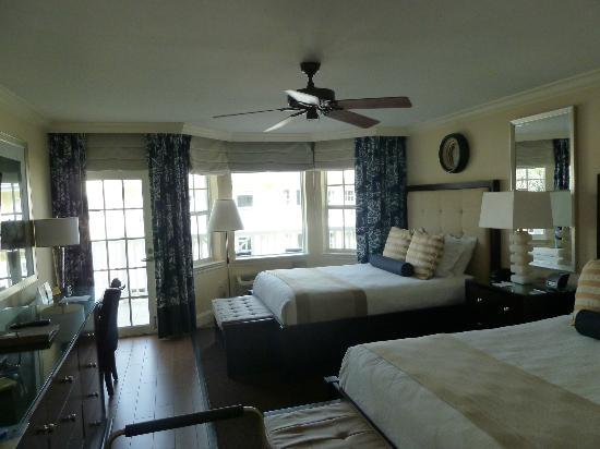 Southernmost Beach Resort: Clean, big room