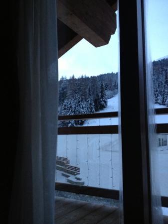 Hotel Vedig : Vista dalla camera