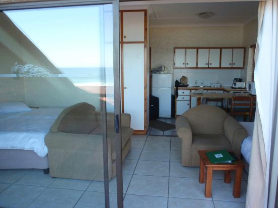 Storms River Mouth Restcamp: Interno oceanette
