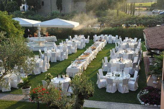 Matrimonio In Giardino : Matrimonio sotto le stelle foto di villa giardino
