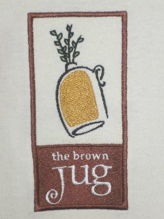 the brown Jug: The original 'Brown Jug'