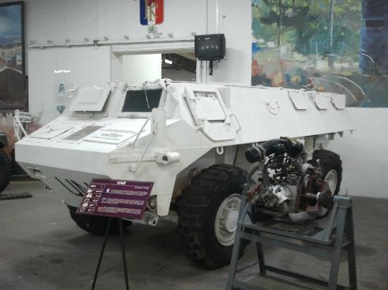 Musee des Blindes: Renault VAB