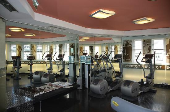 Hotel Bristol Vienna: Workout room