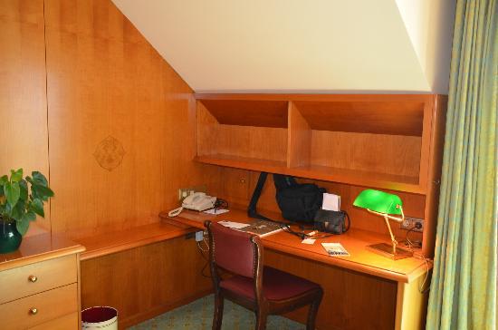 Hotel Bristol Vienna: Sitting area
