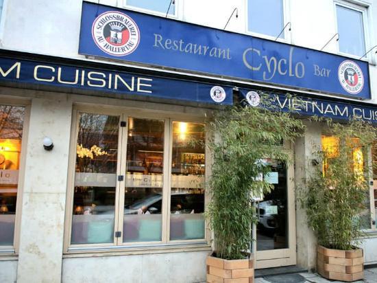 CyClo Restaurant / Bar München Munich vietnamese vietnamesisch 4