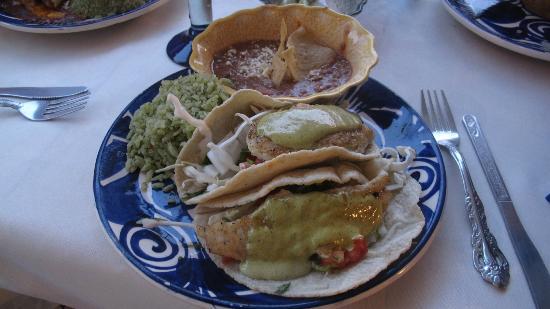 Bar Oceano Rock & Roll: Bar Oceana fish tacos