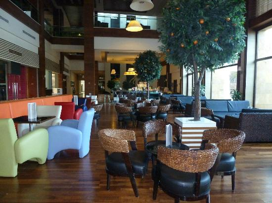 inside Voyage Belek Golf & Spa