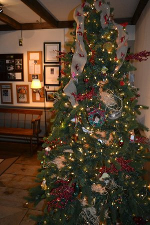 The Inn at Weathersfield: December 2014