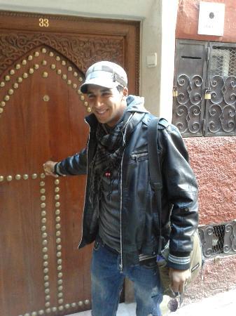 Riad Argan: Salah