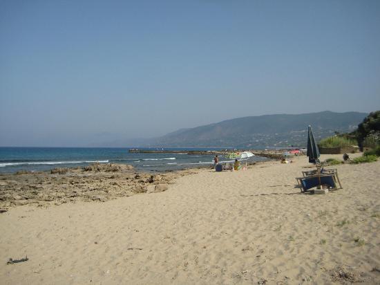 Camping Maddalena: Mare