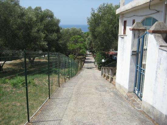 Camping Maddalena: Qua e là