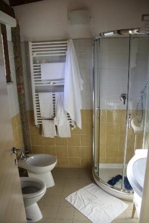 Hotel Acquasanta: Bagno