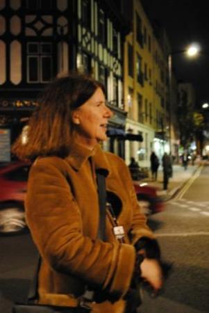 Westminster Walks: Marylebone walk October 2012