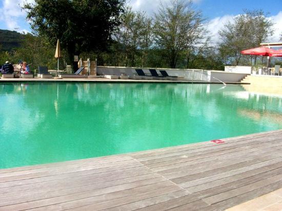 Tui Sensimar Grand Hotel Nastro Azzurro: The pool