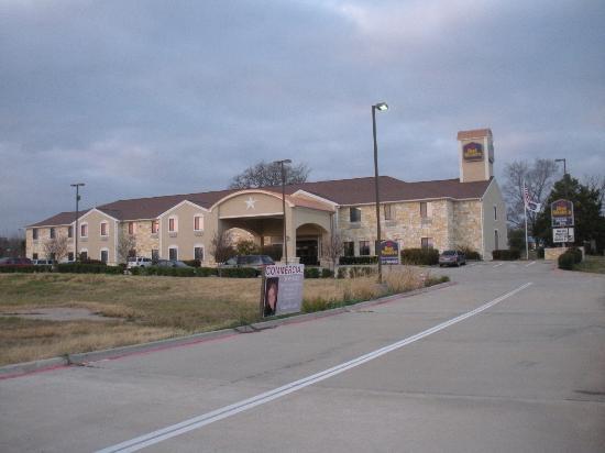 BEST WESTERN Mineola Inn : motel