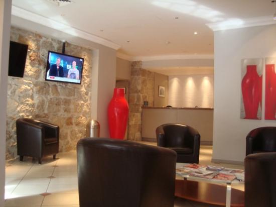 Best Western Hotel Roosevelt: Reception Area