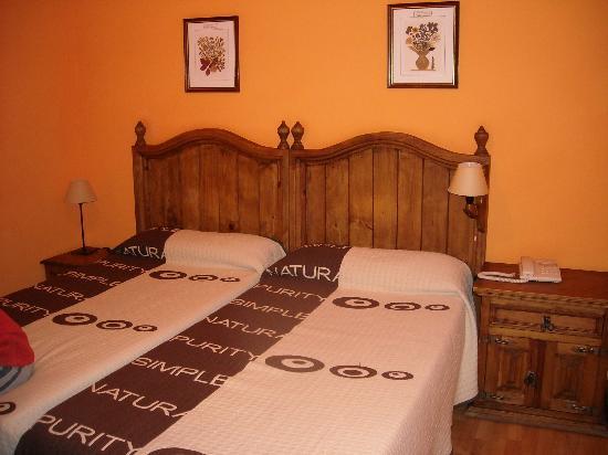 Hotel La Posada: Habitacion doble