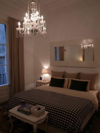 Casa Marcelo Barcelona: 宿泊した部屋です。