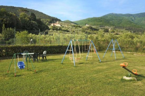 Fattoria di Sommaia: area for kides