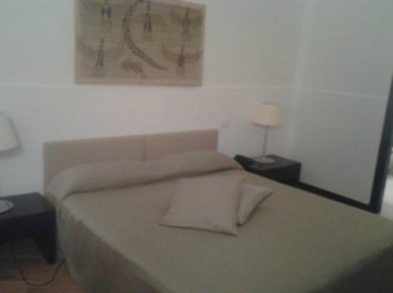 Palazzo Indelli : la camera suite
