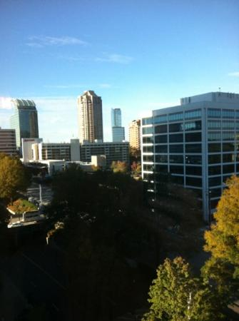 JW Marriott Atlanta Buckhead: view from room