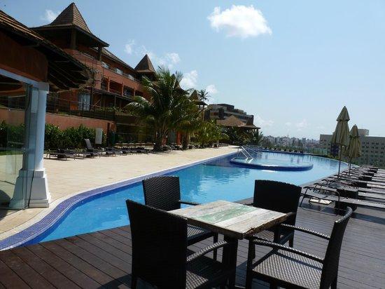 Pestana Bahia Lodge: Pool